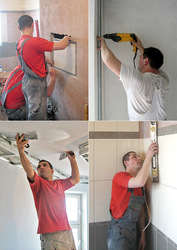 Смоленске на постоянную работу требуются рабочие отделочники