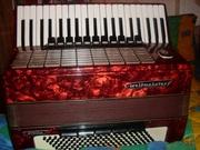 аккордеон weltmeister stella