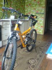 Велосипед горный STELS FOCUS