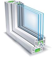 окна ПВХ витражи,  двери ПВХ в рассрочку,  не дорого,  под заказ