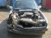 BMW318 после аварии,  1986года,  седан,