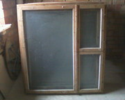 Оконные и дверные деревянные блоки