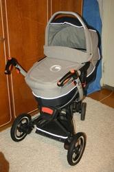 Детская универсальная коляска Baby Point Njoy 2 в 1