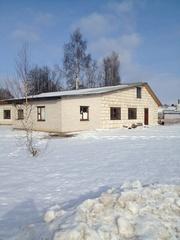 Здание цеха в г. Горки