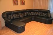 продам большой угловой диван из кожзаменителя