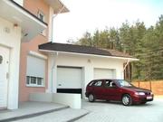 Гаражные секционные ворота для вашего дома