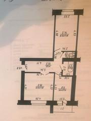 2-х комнатная квартира по Островского в Орше