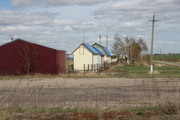 здания для придорожного сервиса 537км  Брест-Москва  незаверш строит