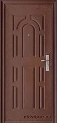 Дверь металлическая с бесплатной доставкой Орша
