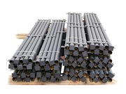 Металлоизделия для строительства: арматура,  сетка-рябица,  профлист