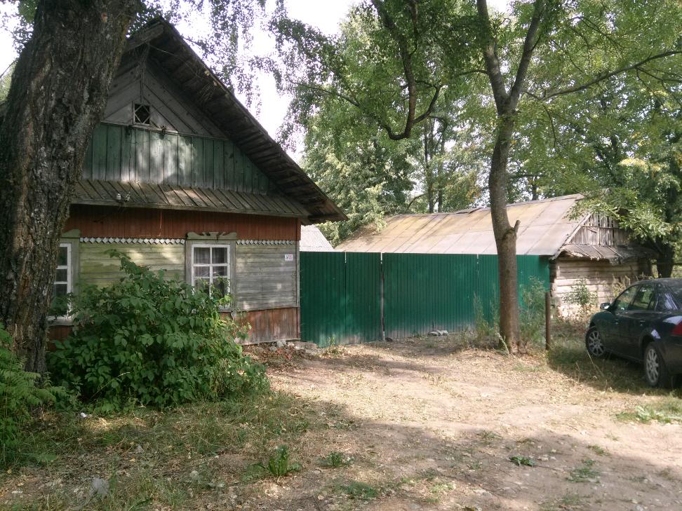 Дом с баней в тихом месте,  15км от Орши,  недалеко озеро