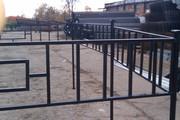 Ограды ритуальные в Орше