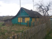 Дом с участком а.г.Бабиновичи Лиозненского р-на.